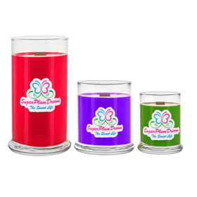 Un Birthday Cake Scented Candle